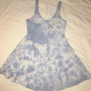 NWOT Victoria's Secret PINK Tie Dye Skater Dress